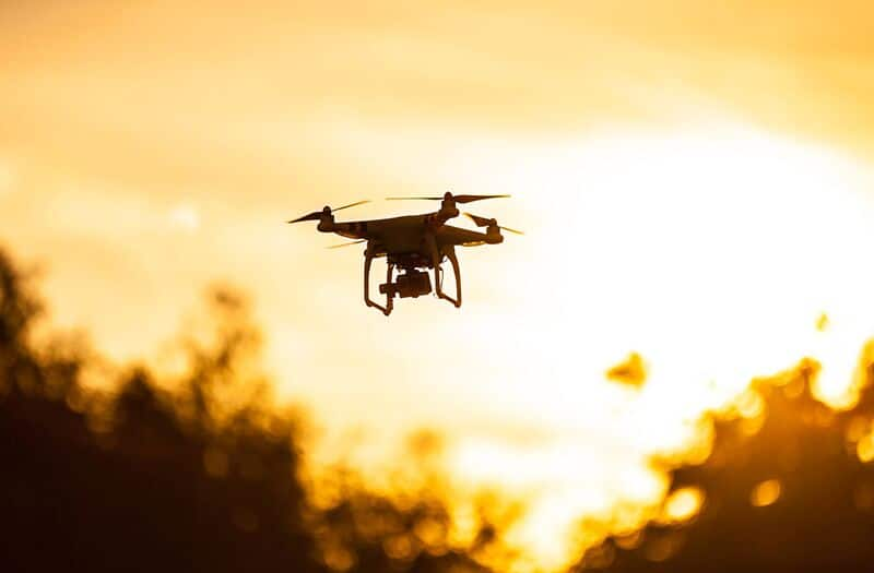 The Impact of Drones on Commercial Real Estate, drone technology is changing the commercial real estate industry
