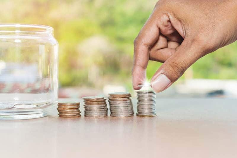 stacking coins, why small business owners should buy their commercial properties