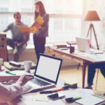 co-working office space, demand for co-working office space