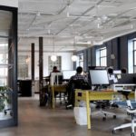 modern office space, California top markets for office space